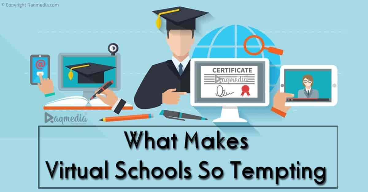 virtual school advantages and disadvantages