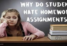 Why Do Students Hate Homework Assignments