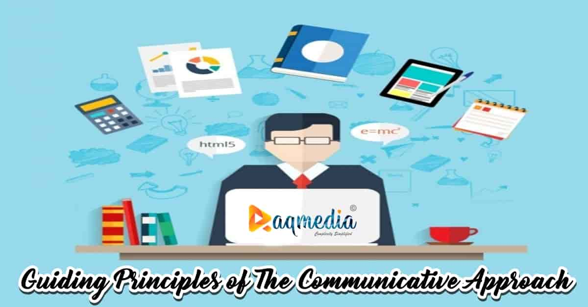 principles of the communicative language teaching approach