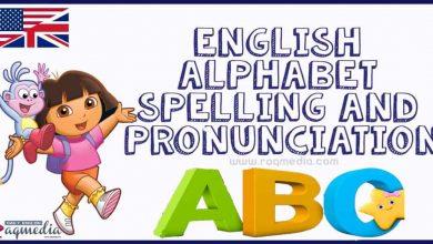 أسهل طريقة لتعلم كتابة حروف الإنجليزية بالصوت والصورة