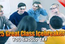 أفضل طرق كسر الجليد أو الحواجز بين الطلاب
